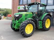 John Deere 6130R AutoQuad 40km/h tracteur agricole occasion