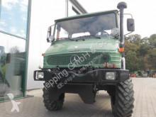 tractor agrícola Mercedes 417/10 L