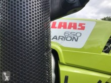 Tracteur agricole Claas Arion 650-4 ATZ CEBIS Cmatic occasion