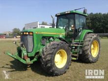tracteur agricole John Deere 8100
