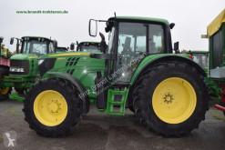 tractor agrícola John Deere 6125 M