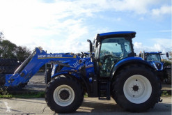 tracteur agricole New Holland T6.155 Electro Command + LOADER