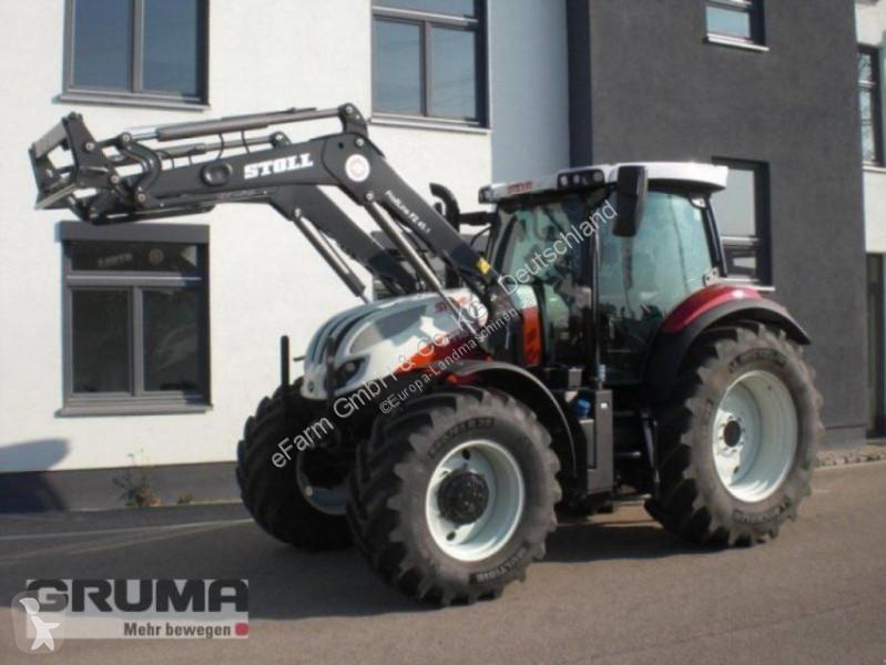 Преглед на снимките Селскостопански трактор Steyr