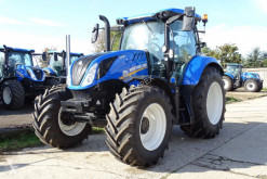 tracteur agricole New Holland T6.175 DYNAMIC COMMAND - DEMO
