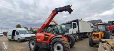 tracteur agricole Manitou MLT 634-120 LSU orginalne 800mth do poprawek lakierniczych ładowarka teleskopowa