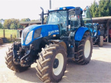 tracteur agricole New Holland nc