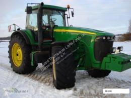 Селскостопански трактор John Deere Kabine 8020 Serie втора употреба