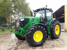 John Deere 6195R FT4 селскостопански трактор втора употреба