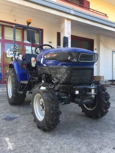 Преглед на снимките Селскостопански трактор Farmtrac 30 CV 4WD