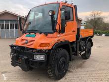 Mercedes Unimog U400 farm tractor