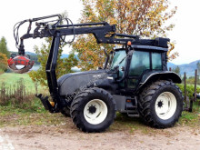 Tracteur agricole Valtra T130 occasion