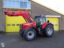 tracteur agricole Massey Ferguson 7480 DYNA VT