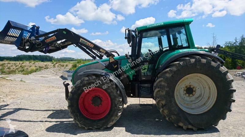 Voir les photos Tracteur agricole Valtra T190