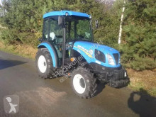 Alt tractor New Holland