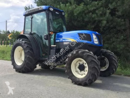 New Holland used Vineyard tractor