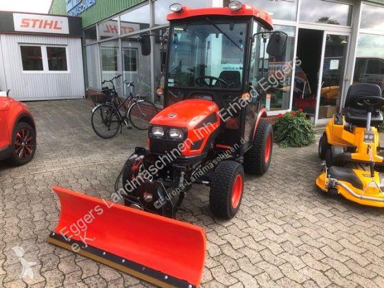 Преглед на снимките Селскостопански трактор Kioti CK 22 HST 2