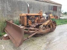 tracteur agricole Fiat 60 CINGOLATO CON APRIPISTA DA 3 MT