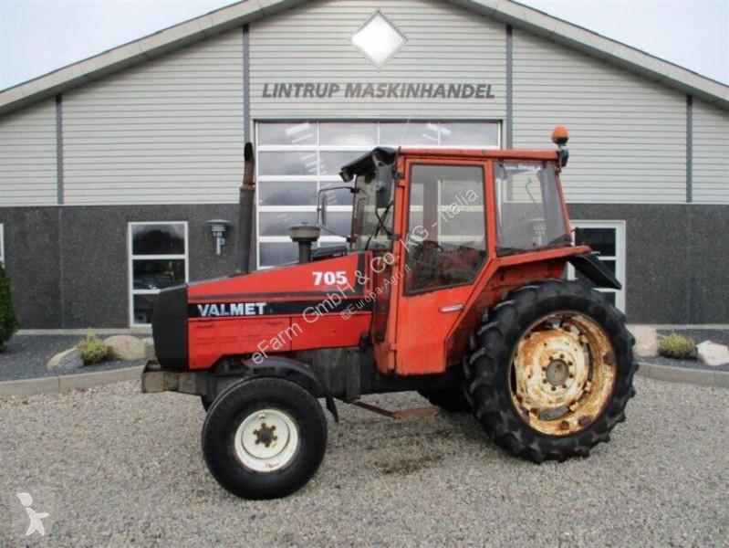 Преглед на снимките Селскостопански трактор Valmet