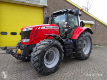 Tracteur agricole Massey Ferguson 7720 EFF DYNA 6 occasion