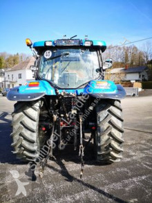 ciągnik rolniczy New Holland