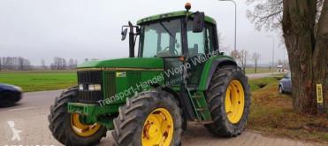 tractor agrícola John Deere 6600 4x4 ładne opony Power Quad Orginał