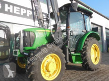 tracteur agricole John Deere 5050 E +Stoll Frontlader