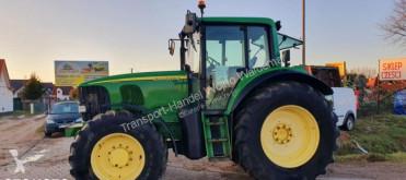 tractor agrícola John Deere 6820 TLS Power Quad Bardzo dobry stan 2005r ładne opony 140 HP EcoPower nie malowany !!