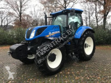 tracteur agricole New Holland T 7.245 PC50
