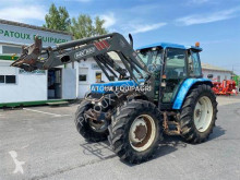tractor agrícola New Holland 7740 SLE