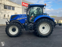 New Holland T7.190 PC farm tractor used