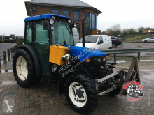 tracteur agricole New Holland TN75