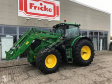 Tracteur agricole John Deere 6190R ***mit FRONTLADER*** occasion