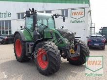 tractor agrícola Fendt 722 Profi