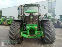 Mezőgazdasági traktor John Deere 6210R vorne NEU bereift használt