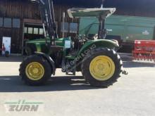 Tractor agrícola John Deere 6020 SE PowrQuad
