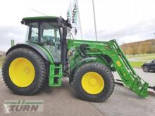 tracteur agricole John Deere 6100RC PowrQuad Plus