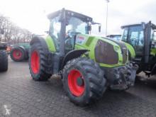tracteur agricole Claas Axion 810 Cmatic Cebis