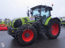 tracteur agricole Claas ARION 660 CMATIC CIS+