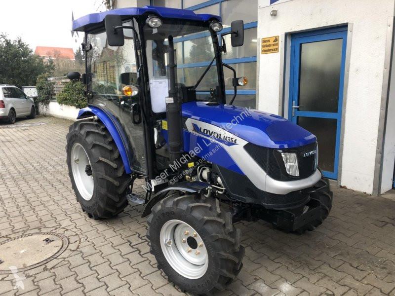 Prohlédnout fotografie Zemědělský traktor Lovol M354