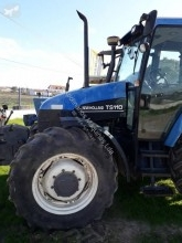 tracteur agricole New Holland TS 110