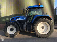 Tracteur agricole New Holland T 7550 occasion