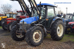 Tracteur agricole New Holland TD 95 D A occasion