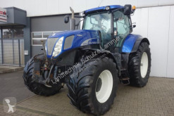tracteur agricole New Holland T7050 AC Blue Power