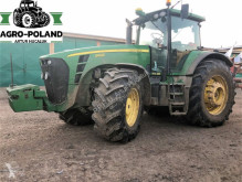 tractor agrícola John Deere 8430 POWERSHIFT - 2009 ROK - AUTOPILOT - GPS - AUTOTRAC