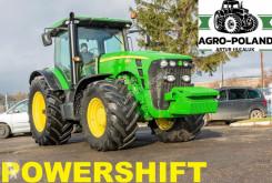 tractor agrícola John Deere 8295R POWERSHIFT - 2010 - 279 kW / 379 KM