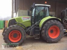 tractor agrícola Claas Axion 850 CEBIS