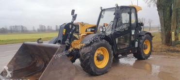 tracteur agricole Caterpillar CAT TH 336 C Bardzo dobry stan 2013r 6500mth 40km/H Zaczep Perkins Klimatyzacja