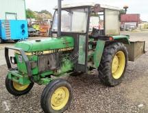 tracteur agricole John Deere 1350 AVEC BENNE KANGOUROU ET REMORQUE DE MARQUE MAITRE