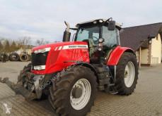 tracteur agricole Massey Ferguson 7619