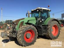 tracteur agricole Fendt 924